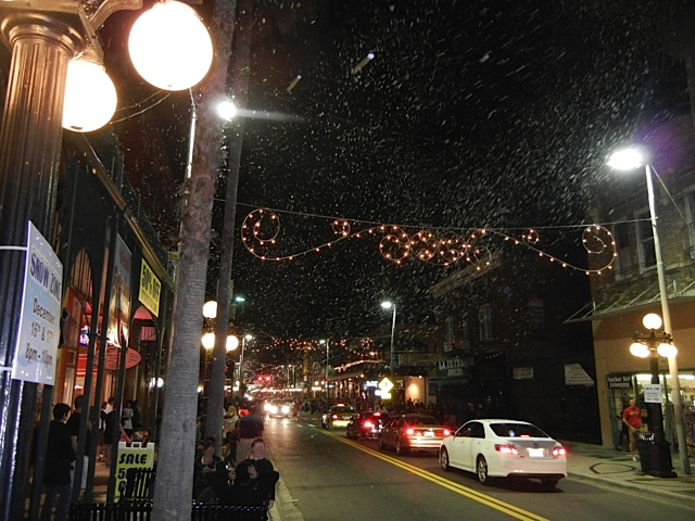 snow machine rental ybor coty